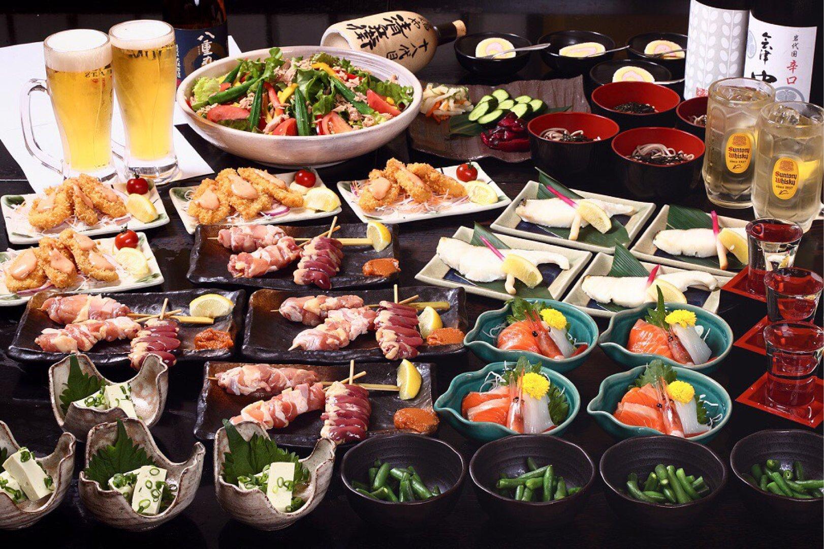 十八代目 鶏や清兵衛|公式HP・福島市・鶏料理・焼き鳥・居酒屋