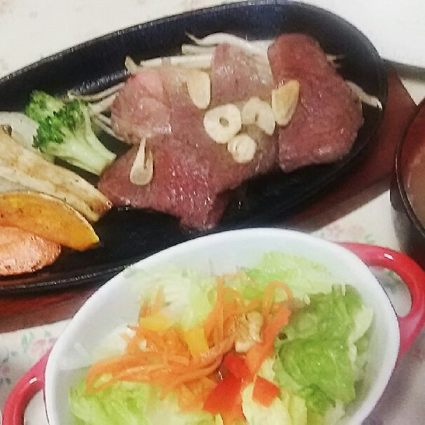 神戸のあかり 異人館│福島市・鉄板焼き・お好み焼き・ステーキ・ハンバーグ