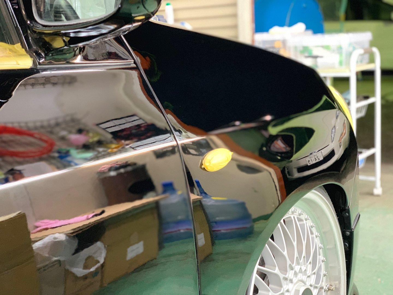 POLISH and COATING ~AGO~(エージーオー) | 福島市・洗車・スパシャン・コーティング